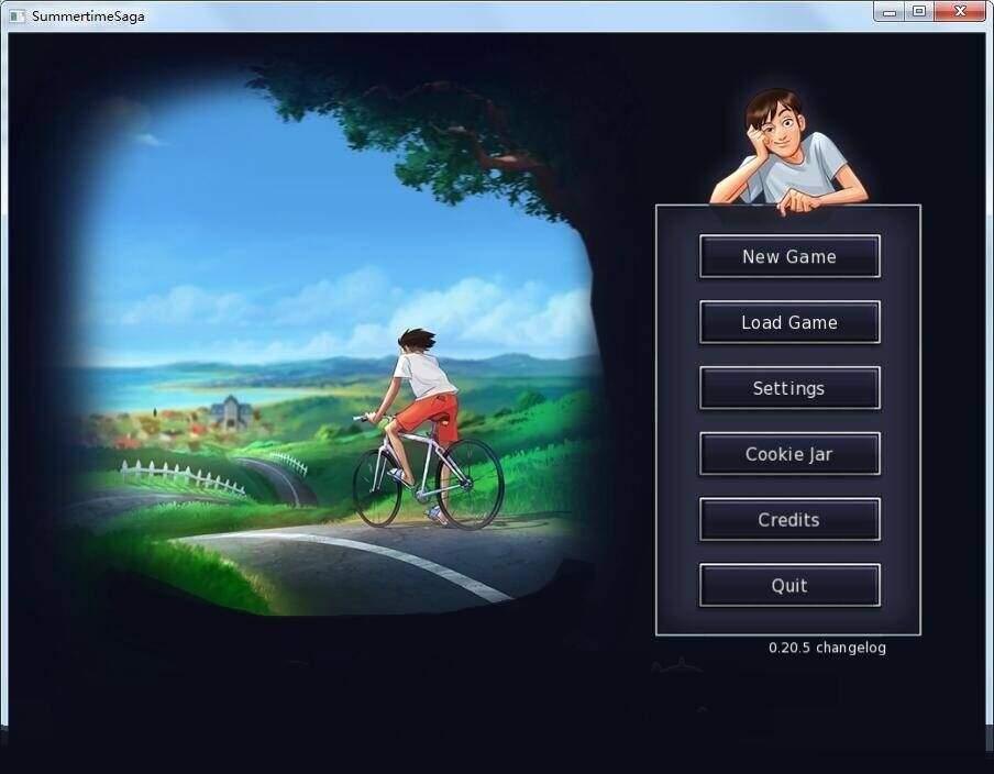 【SLG】夏日传说Summertime Saga最新汉化版+V1.86作弊汉化电脑版+最新MOD